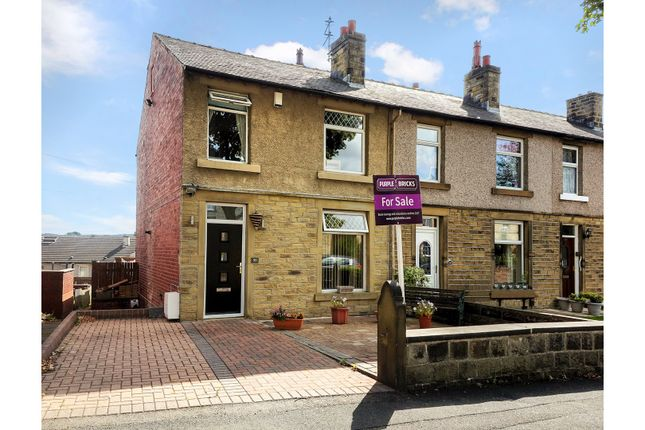 Thumbnail End terrace house for sale in Broad Lane, Huddersfield