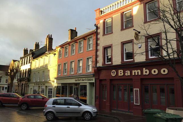 Thumbnail Restaurant/cafe for sale in Bamboo, 16 Market Place, Cockermouth