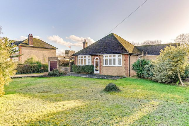 3 bed detached bungalow for sale in Westmill Road, Ware SG12