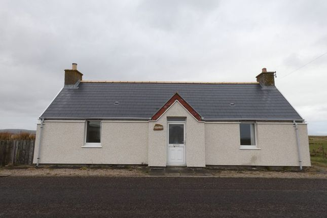 Thumbnail Detached bungalow for sale in Scarfskerry, Thurso