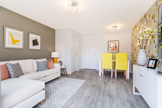 Thumbnail Flat for sale in Plot 80, Ladywell Meadows, Chulmleigh
