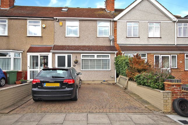 Thumbnail Detached house for sale in Montrose Avenue, South Welling, Kent