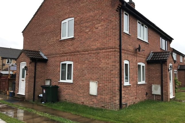 Thumbnail Semi-detached house for sale in Hempbridge Road, Selby