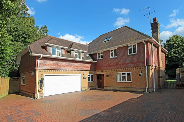 Thumbnail Detached house for sale in Holmcroft, Walton On The Hill, Tadworth