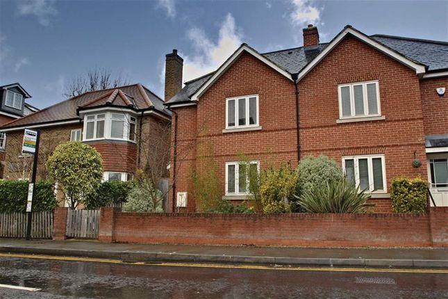 Thumbnail Semi-detached house for sale in Bridge Road, Hunton Bridge, Kings Langley