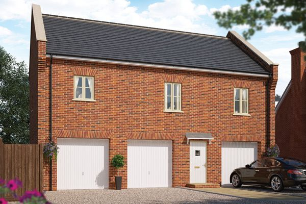 Thumbnail Flat for sale in Station Road, Framlingham, Suffolk