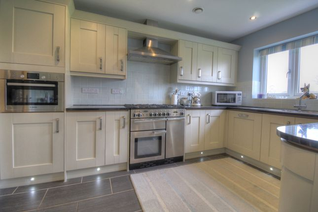 Thumbnail Detached house for sale in Gwern-Y-Brenin, Oswestry