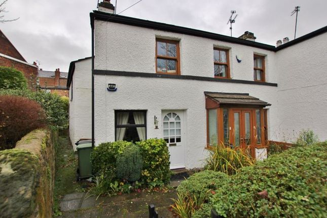 Thumbnail Cottage for sale in Birch Road, Oxton, Wirral