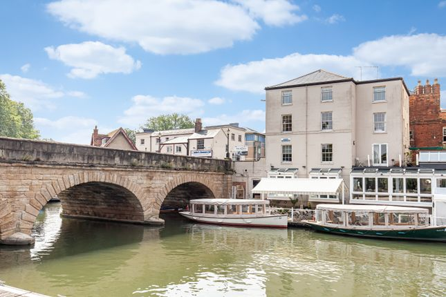 1 bed flat for sale in Folly Bridge, Central Oxford OX1