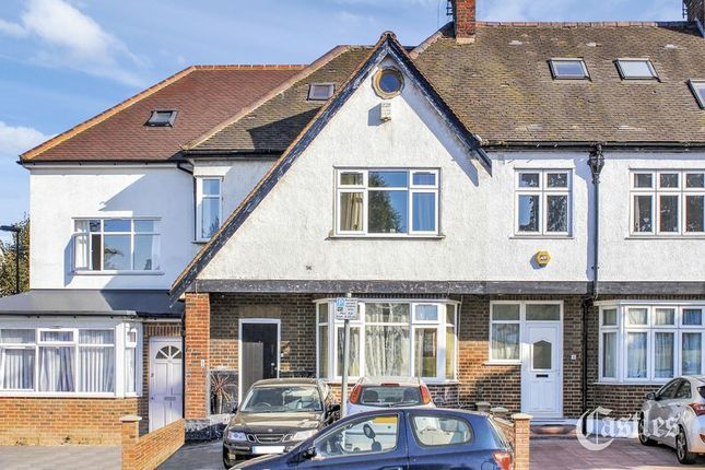 Thumbnail Terraced house for sale in Park View Gardens, Wood Green
