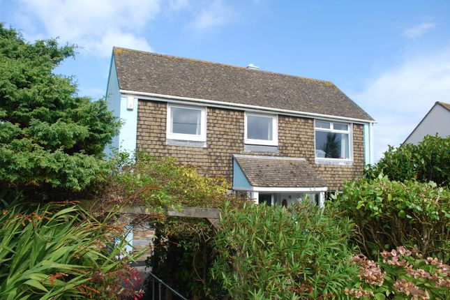 Thumbnail Detached house for sale in Bowglas Close, Ludgvan, Penzance
