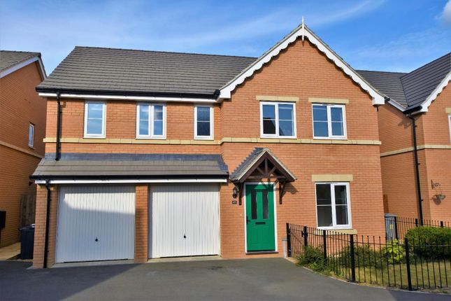 Thumbnail Detached house for sale in Kingsdown Drive, Stamford