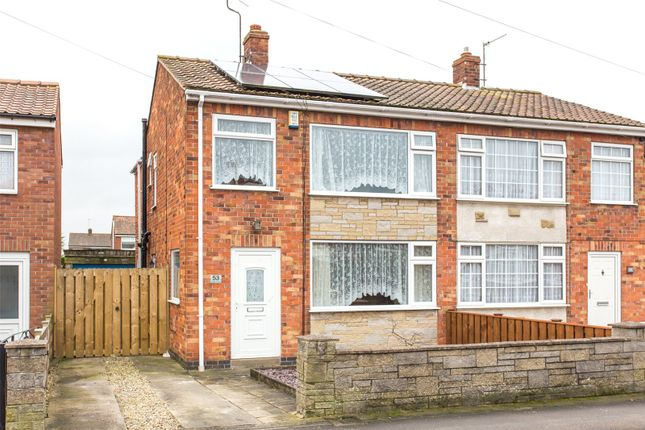 3 bed semi-detached house for sale in Whitethorn Close, York