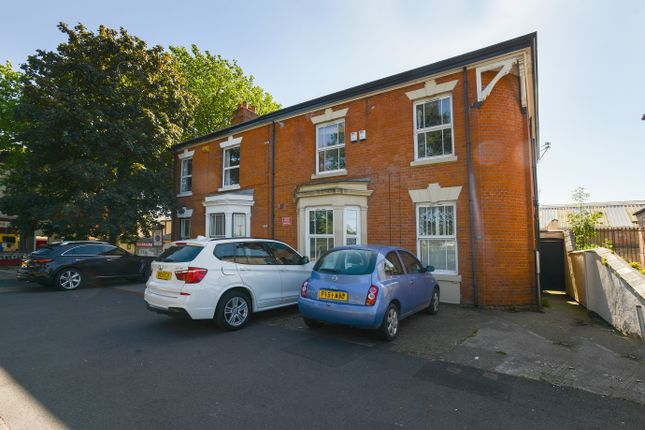 Thumbnail Semi-detached house to rent in Forest Road East, Nottingham