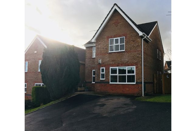 Thumbnail Detached house for sale in Mountain View, Porth