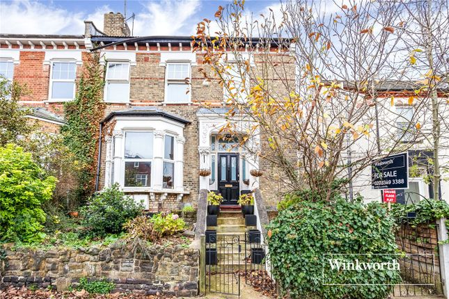 Thumbnail Maisonette for sale in Lansdowne Road, Finchley, London