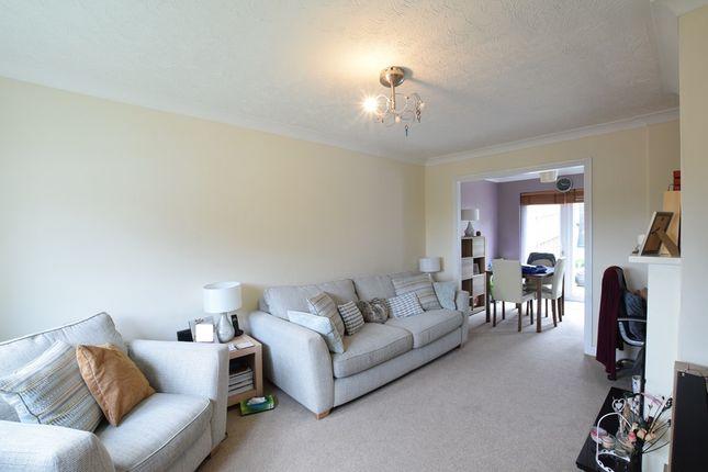 Thumbnail Terraced house for sale in Chertsey Rise, Stevenage, Hertfordshire