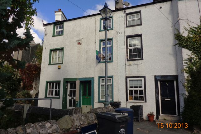 Thumbnail Terraced house to rent in The Gill, Ulverston