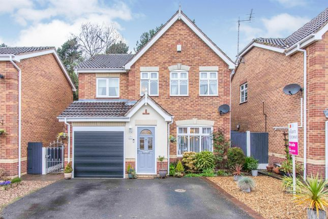 Thumbnail Detached house for sale in Acer Croft, Armthorpe, Doncaster