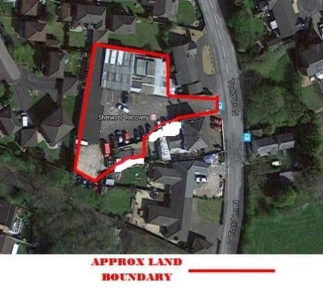 Thumbnail Land for sale in Todd Lane North, Lostock Hall, Preston, Lancashire