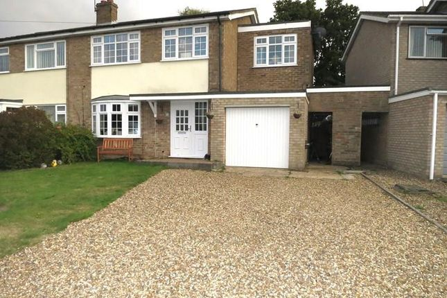 4 bed semi-detached house for sale in Orchard Close, Great Oakley, Harwich