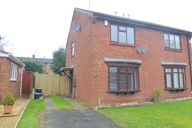 Thumbnail Semi-detached house to rent in Rednal Mill Drive, Rednal