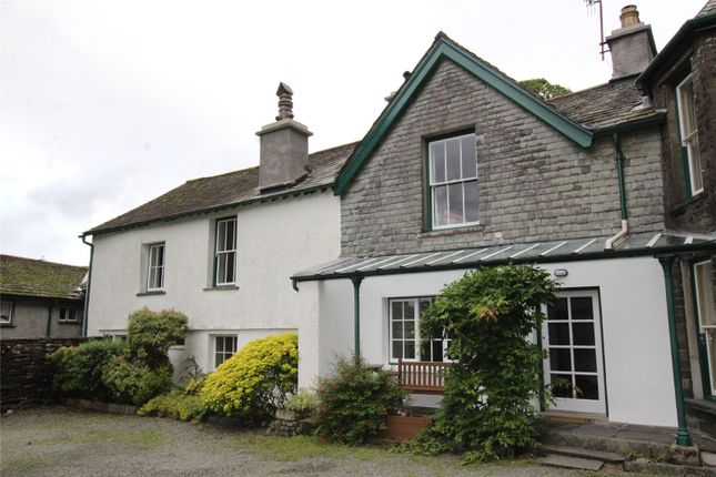 Thumbnail Semi-detached house to rent in West Beckside, Colthouse, Hawkshead, Cumbria