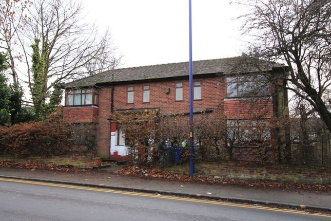 Thumbnail Detached house for sale in Moston Lane, Manchester
