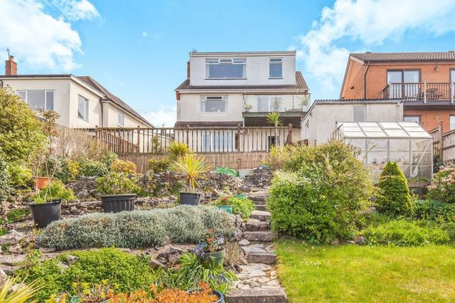 Thumbnail Detached house for sale in Cliff Road, Worlebury, Weston-Super-Mare