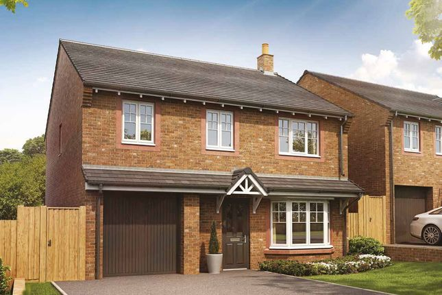 4 bedroom detached house for sale in Plot 45, The Downham, Meadowbrook, Durranhill, Carlisle