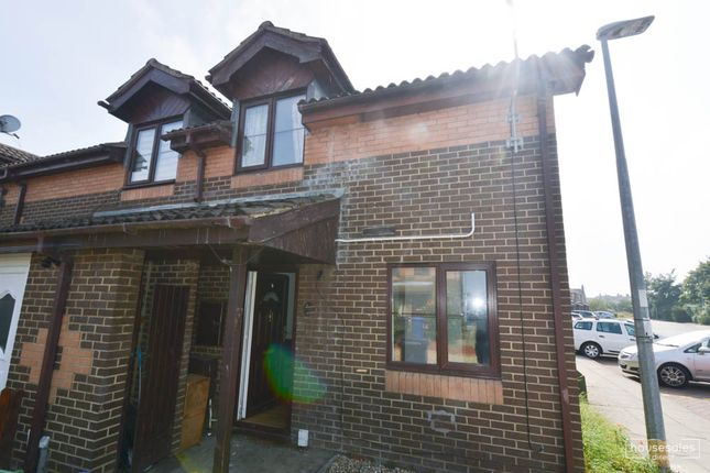 Thumbnail End terrace house for sale in Mallard Mews, Grimsby