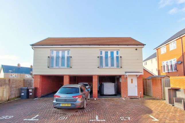 2 bed property for sale in Withers Road, Romsey, Hampshire SO51