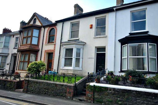 Thumbnail Property for sale in Waterloo Terrace, Carmarthen