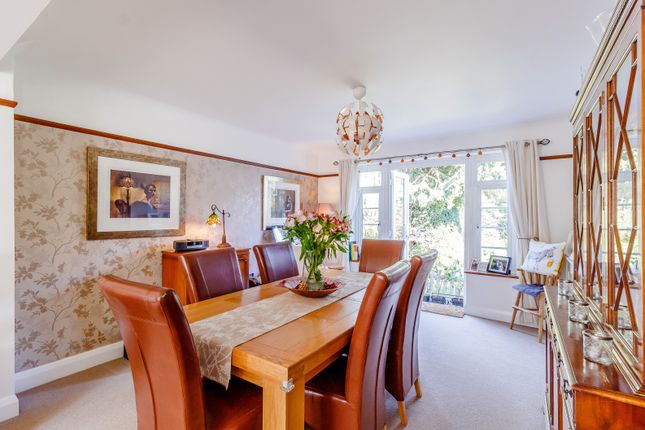 Dining Room of Derwent Avenue, Kingston Vale, London SW15