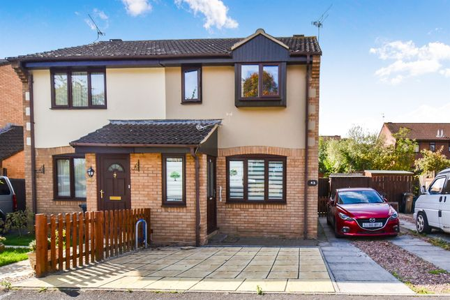 Thumbnail Semi-detached house for sale in Bircham Road, Taunton