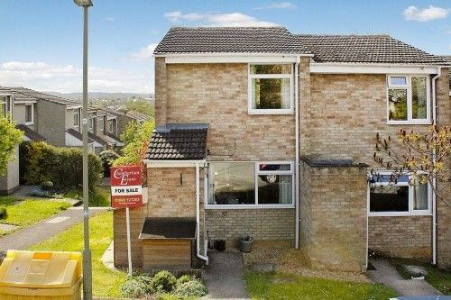 Thumbnail Terraced house to rent in Turner Close, Cowley, Oxford