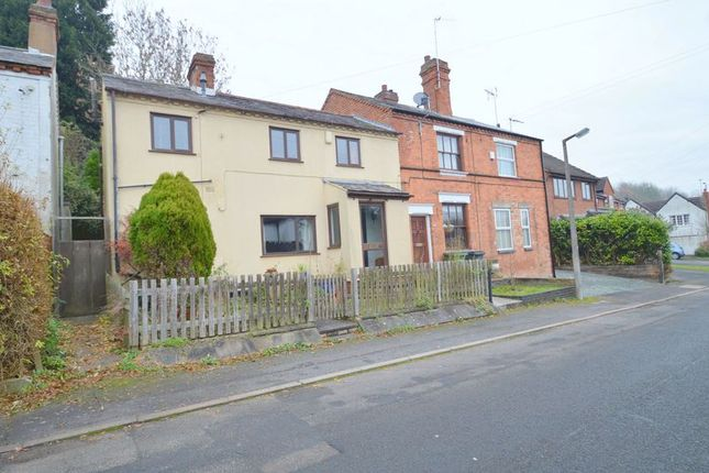 2 bed end terrace house for sale in Enfield Road, Hunt End, Redditch