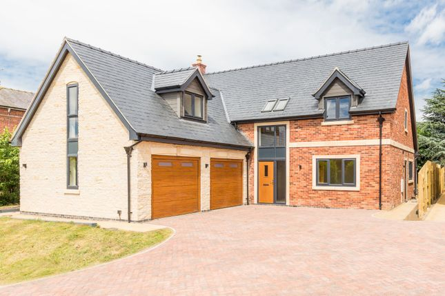 Thumbnail Detached house for sale in Masons Paddock, Coleby