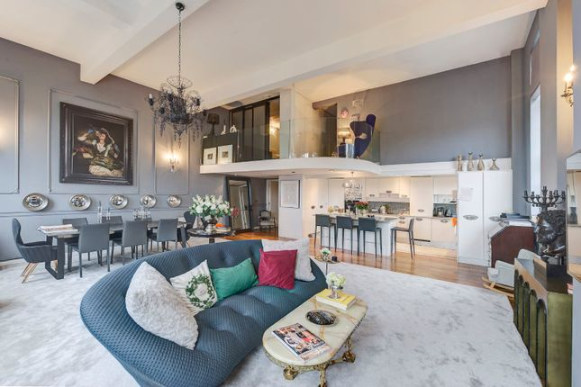 Thumbnail Flat for sale in Victorian Heights, Thackeray Road, London