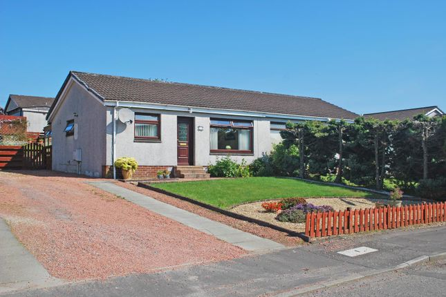 2 bed semi-detached bungalow for sale in Solway Drive, Denny