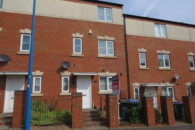 Thumbnail Terraced house for sale in Kinsey Road, Edgbaston, Birmingham