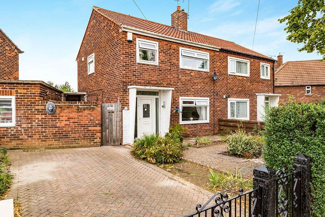 Thumbnail Semi-detached house for sale in Broachgate, Scawthorpe, Doncaster
