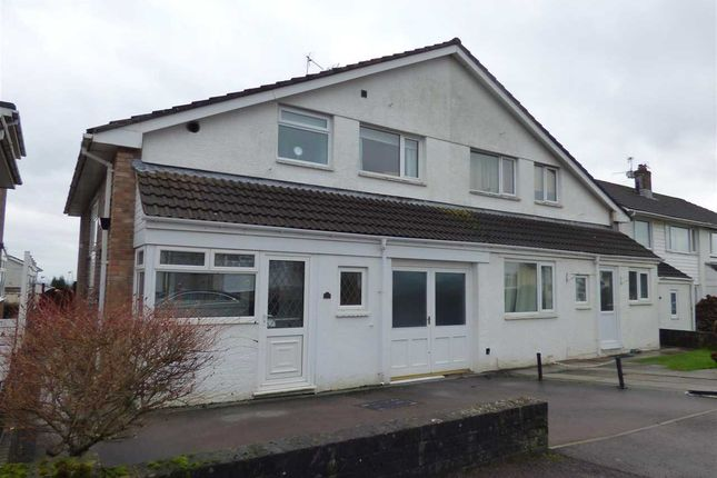3 bed semi-detached house for sale in Normandy Way, Chepstow