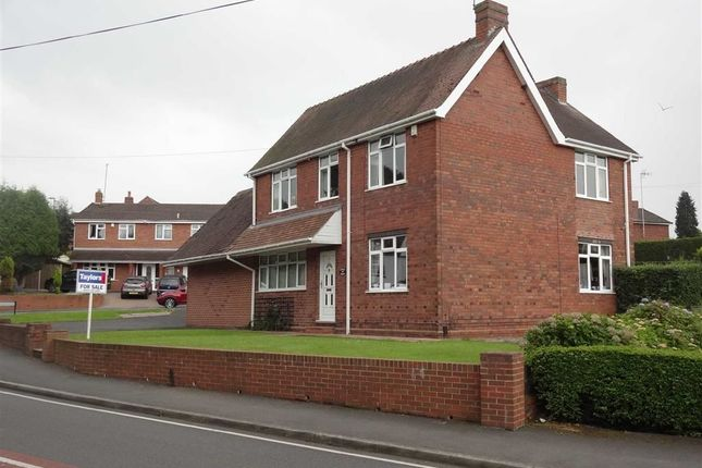 Thumbnail Detached house for sale in Straits Road, Dudley