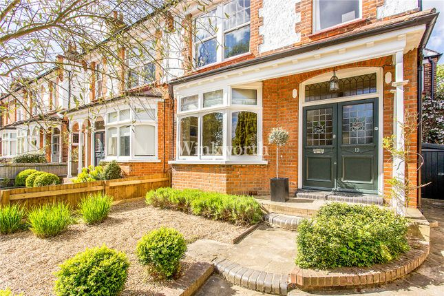 Thumbnail Semi-detached house for sale in Cannon Road, London