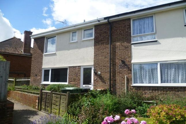 Thumbnail Terraced house for sale in Henley Close, Rye