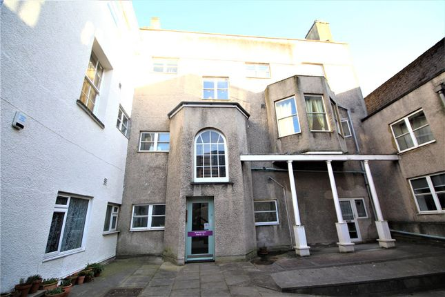 Thumbnail 1 bed flat to rent in Montague Court, Montague Hill South, Bristol