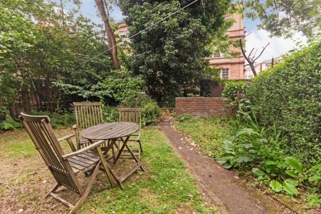 Garden of West Princes Street, Woodlands, Glasgow G4