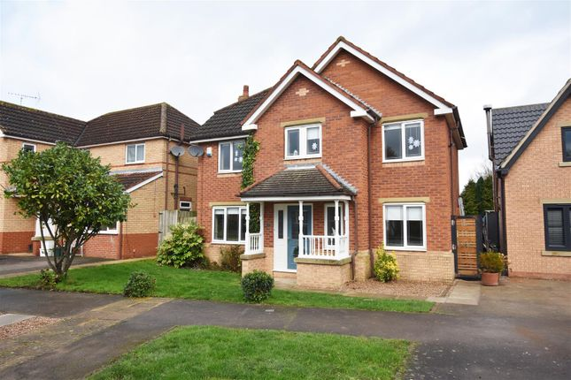 4 bed detached house for sale in The Orchard, Bishopthorpe, York YO23