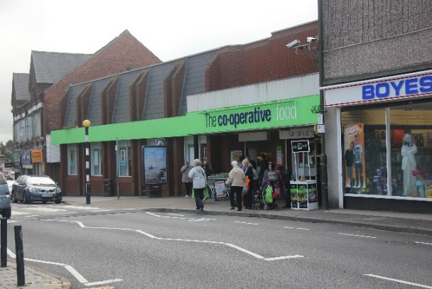 Thumbnail Retail premises for sale in Nottingham Road, Eastwood Near Nottingham